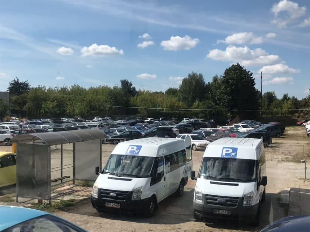 Parking Okęcie Darmowy Transfer